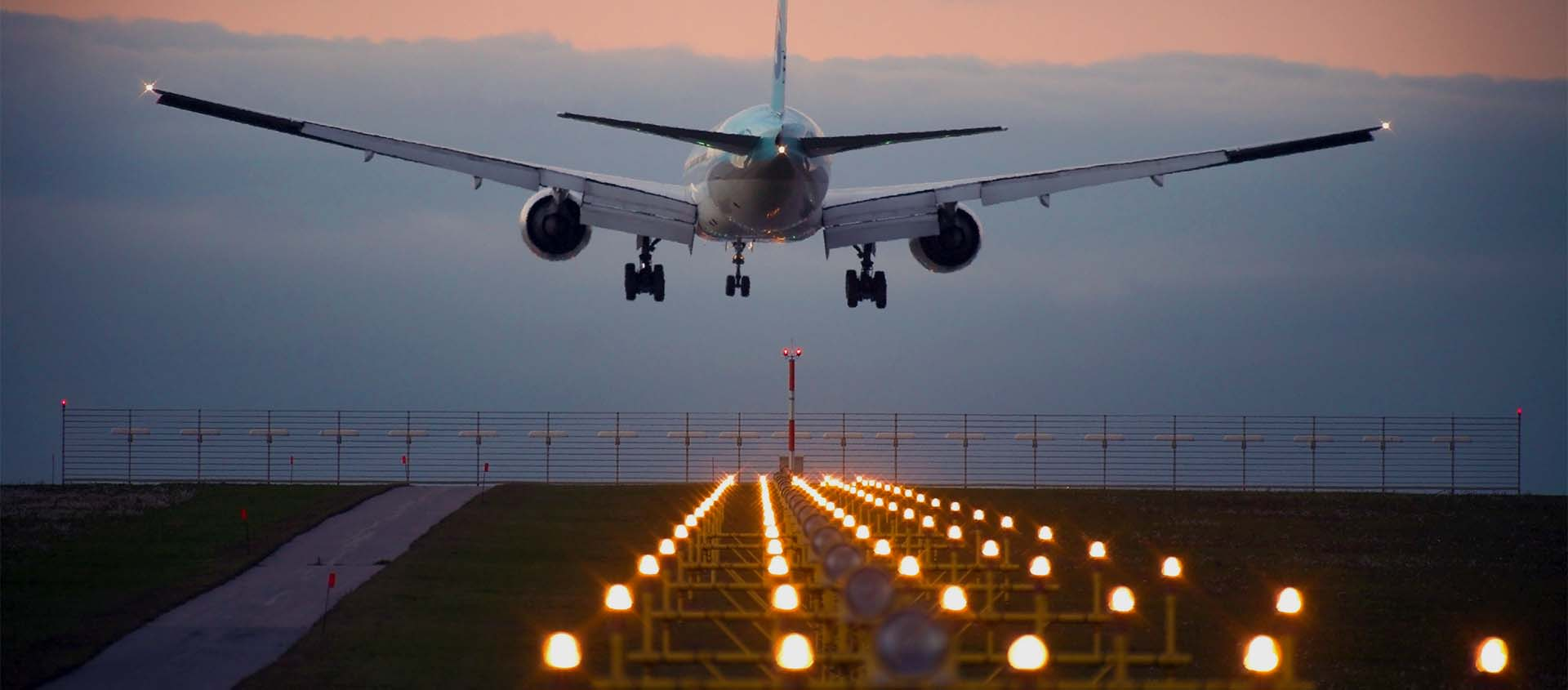 Airport Approach Lighting, Controllers and Beacons